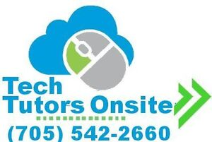 Tech Tutors Onsite - One Stop For All Your Technology Needs