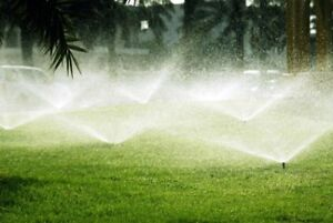 Irrigation Systems Installs For Lawns...