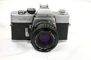 Minolta film cameras