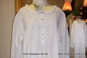 Brand new loose fitting and cosy 100% cotton night gown On Sale Cambridge Kitchener Area image 8