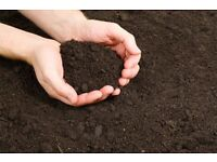 TOP SOIL. No Stones, ,Loose, Fill your own bags .Excellent quality