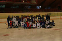 Looking for free hockey equipment for a non profit organization