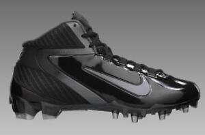 Nike Alpha Speed TD Football Cleats size 9.5