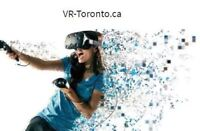 Team Building Event Call-VR Arcade & Lounge in Toronto