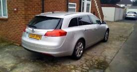 Vauxhall insignia cdti possible swap