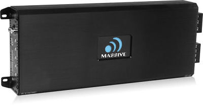Usado, Massive Audio E4 Edge Series 4000 Watt RMS Monoblock Amp Subwoofer Amplifier NEW comprar usado  Enviando para Brazil
