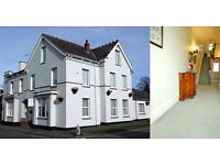 Full time Live-in Housekeeper Required for a Guest House in Canterbury