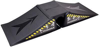 Hudora Skater Rampen-Set Skateboard Skaterrampe 3tlg, 11116