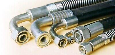 Jcb Hydraulic Hose 38 Bsp Part No. 61206200