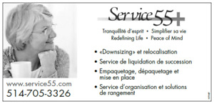 Service de Relocalisation, Transition Vers Une Residence