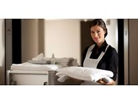 Hotel Housekeeping Job vacancy /cleaning/room attendant/housekeeper