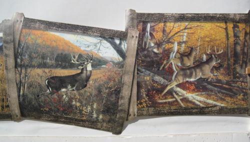 Deer Wallpaper Border Ebay