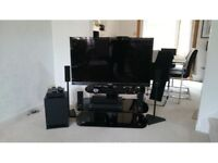 Sony 3D TV and Home Cinema System