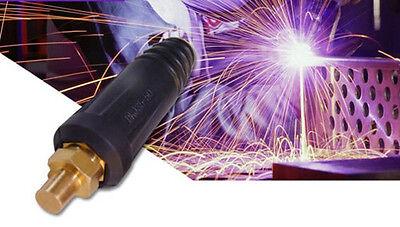 Welding Dkj35-50 Soldering Dinze Dinse Plug Male Fitting Quick Connectors Welder