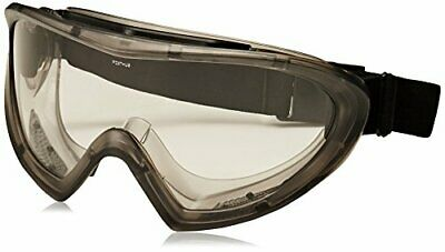 Pyramex Capstone Gray Direct/Indirect Goggle With Clear Anti-Fog Lens