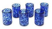 Blue Drinking Glasses
