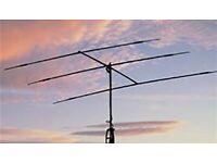 Crushcraft a3ws 3 element Yagi beam antenna warc bands