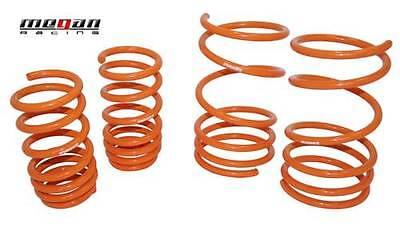 MEGAN LOWERING SPRINGS FOR 07 11 HONDA ELEMENT EX LX SC Y1 H1 K24A8 ALL