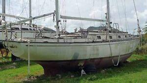 Sailboat Wanted