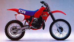 Looking for any 1983 cr250r parts
