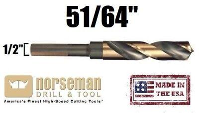 29730 Norsemanviking Usa Drill Bit Super Premium High Speed 5164 X 12 Shank