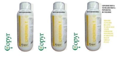 COPYR CIPERTRIN T INSECTICIDE 3 LT FLIES MOSQUITOES