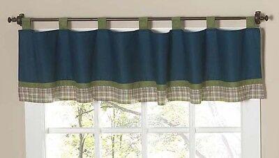 (Construction Bedding Set Window Treatment Valance Curtain by Sweet Jojo Designs)