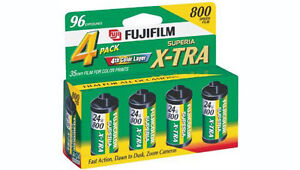 4-Pack-Fuji-Superia-CZ-800-Speed-24-Exposure-35mm-Film