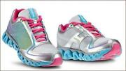 Girls Running Shoes Size 4