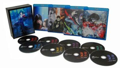 Kara no Kyoukai The Garden of Sinners The Movie Normal Edition Blu-ray  EMS SHIP