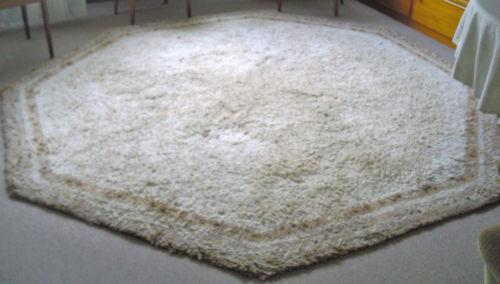 Teppich Achteckig  eBay