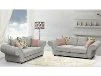 Roma Fabric 3+2 Sofa set