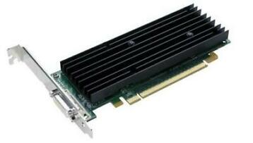 NVIDIA Quadro NVS 290 Dual-VGA or Dual-DVI Graphics Card DMS