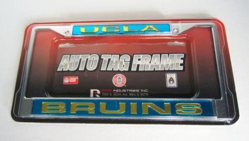UCLA License Plate Frame | eBay