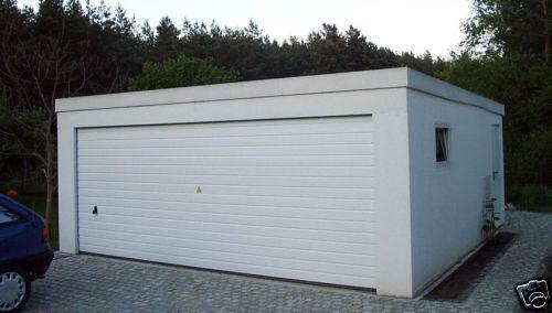 Fertiggarage 1a halb ganzgaragen ebay for Carport 6x9m
