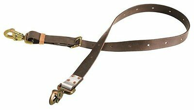 Klein Tools Kl5295l Positioning Strap 5-foot 8-inch Long 5-inch Hook