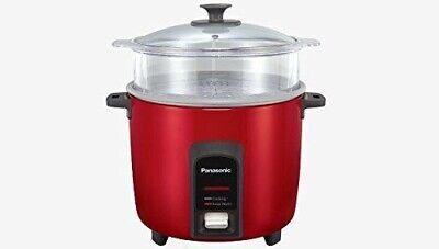 PANASONIC Rice Cooker/Steamer SR-Y18FGJ Red