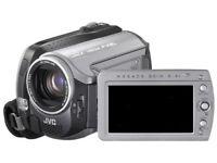 JVC GZ-MG175EK Hard Disk Camcorder