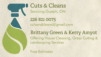 CUTS AND CLEANS