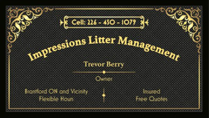 Introducing Impressions Litter Management
