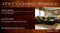 JJ's Cleaning Service