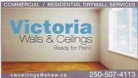 Victoria Walls & Ceilings