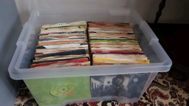 "Vinyl 7"" & LP's"