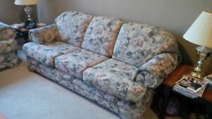 Couch, Love Seat and Chair Set