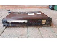 Vintage Sony CD player