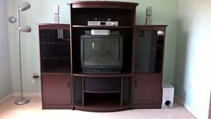 TV Entertainment Unit / Center