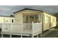 2 privately owned static caravans for hire...LOOE BAY CORNWALL AND DONIFORD BAY IN SOMERSET