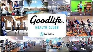 Goodlife Fortitude Valley 24 HR gym membership Kangaroo Point Brisbane South East Preview