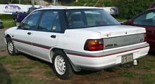 Wanted to buy ford laser 1989 Lewisham Sorell Area Preview