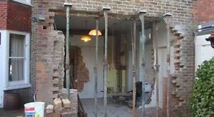 All building repairs walls on homes maintenance Abbotsford Canada Bay Area Preview